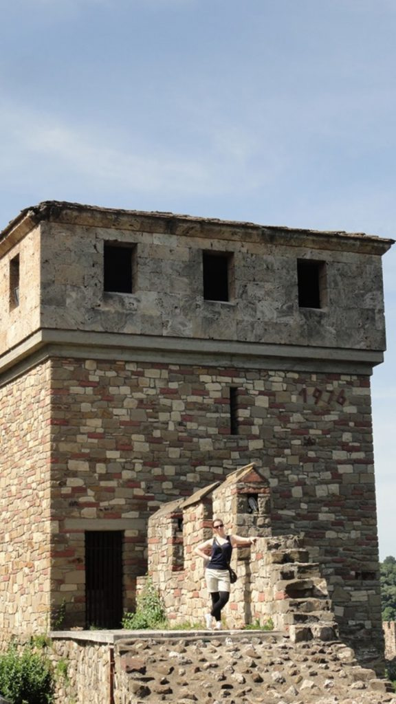 historical tower