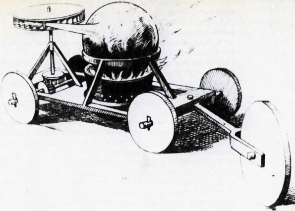 first automobile