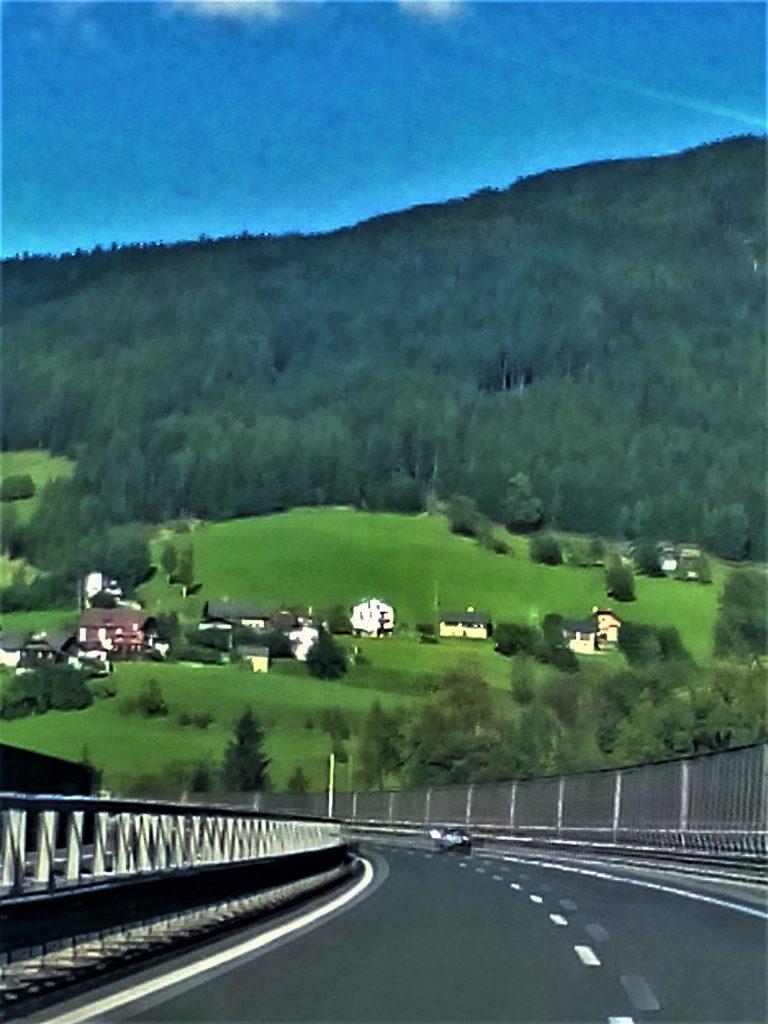Austrian highway